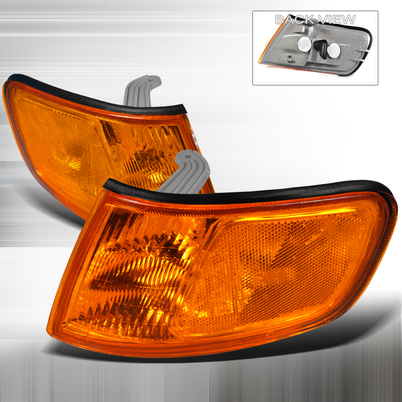 Honda Accord 1994-1997 Amber Corner Lights