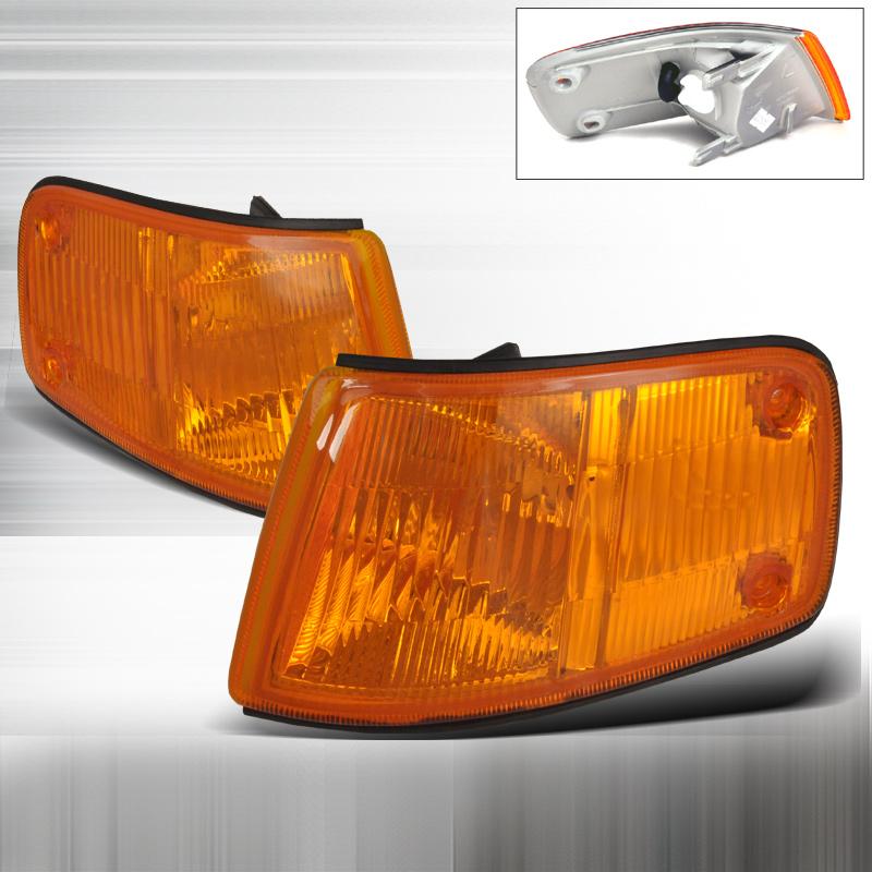 Honda Crx 1988-1989 Amber Corner Lights