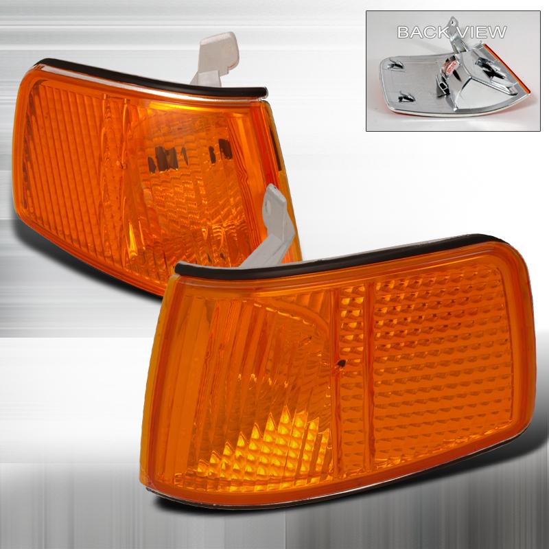 Honda Crx 1990-1991 Amber Corner Lights