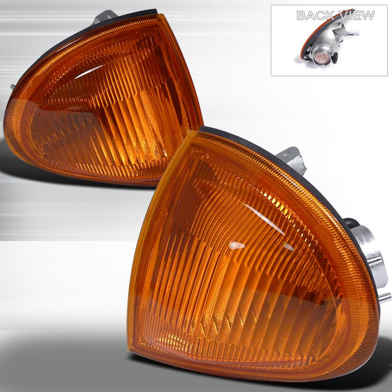 Honda Del Sol 1993-1997 Amber Corner Lights