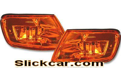 Honda Accord 94-97 JDM Style Amber Corner Lamp