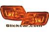 1995 Honda Accord  JDM Style Amber Corner Lamp