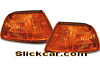Honda Civic 2/3dr 88-89 JDM Style Amber Corner Lamp