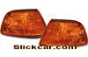 1988 Honda Civic 4dr  JDM Style Amber Corner Lamp