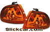 1993 Honda Prelude  JDM Style Amber Corner Lamp