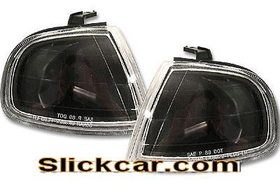 Honda Prelude 92-97 JDM Style Black Corner Lamp