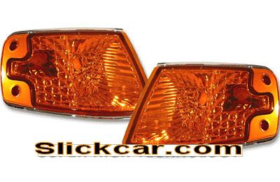 Honda CRX 88-89 JDM Style Amber Corner Lamp