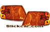 1988 Honda CRX  JDM Style Amber Corner Lamp
