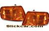 Honda CRX 90-91 JDM Style Amber Corner Lamp