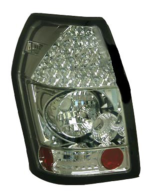 Dodge Magnum 05-06 LED Smoked Lens Tail Lights