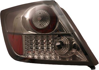 Scion TC 04-06 Chrome LED Tail Lights