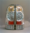 2006 Toyota Tacoma  Chrome LED Tail Lights