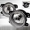 2009 Chrysler 300C   Clear OEM Fog Lights