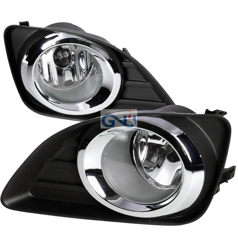 Toyota Camry  2010-2011 Clear OEM Fog Lights