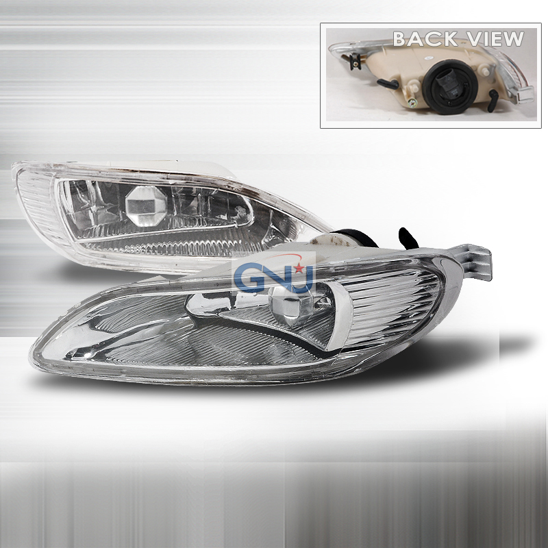 Toyota Corolla  2005-2008 Clear OEM Fog Lights