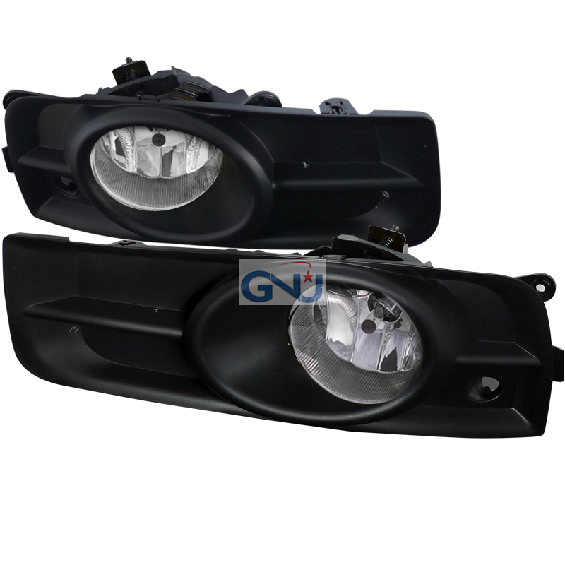 Chevrolet Cruze  2009-2012 Clear OEM Fog Lights