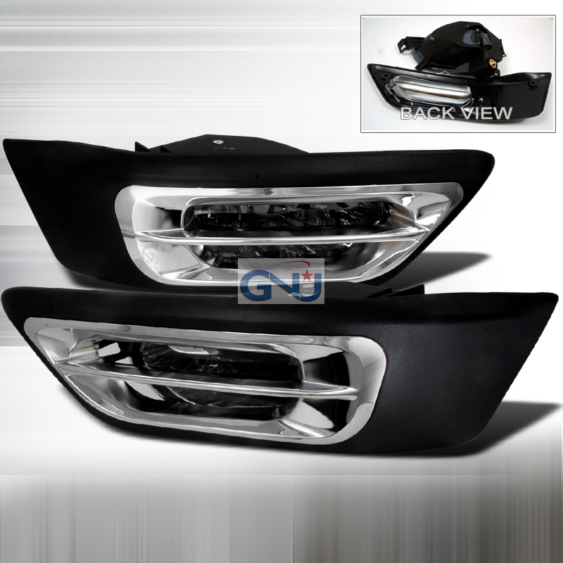 Honda Crv  2002-2004 Smoke OEM Fog Lights