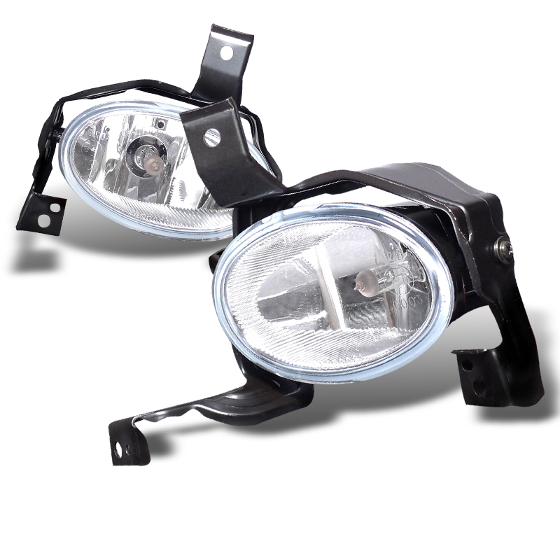 Honda Crv  2010-2012 Clear OEM Fog Lights