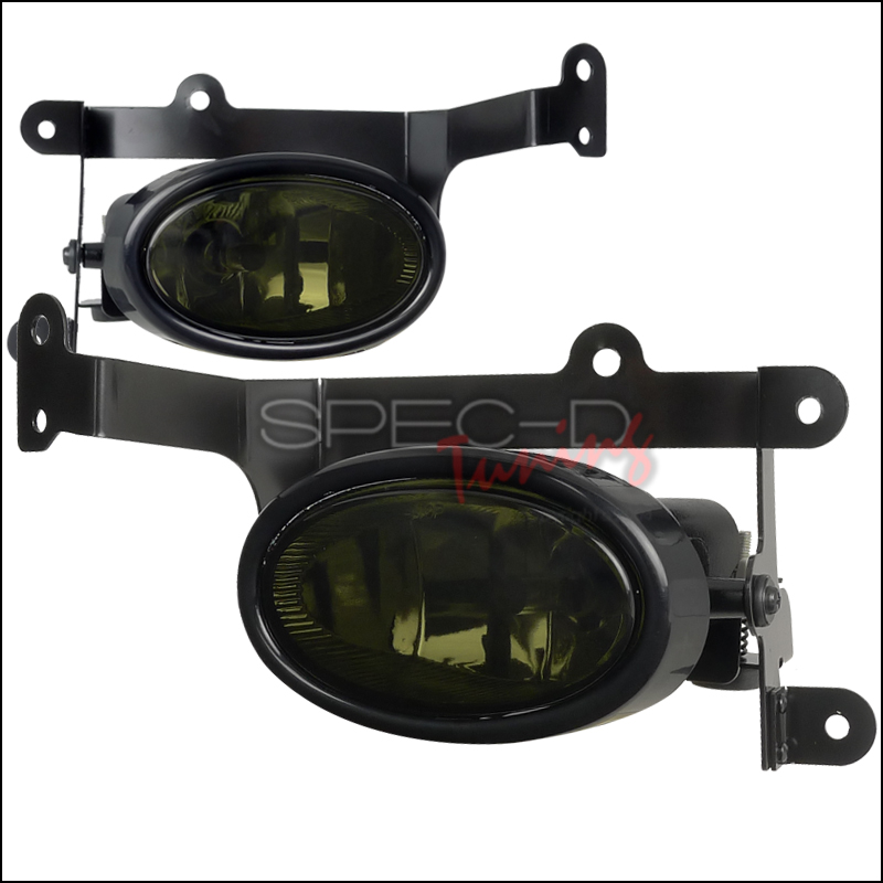 Honda Civic  2006-2008 Smoke OEM Fog Lights