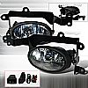 Honda Civic 2dr 2006-2008 Clear OEM Fog Lights