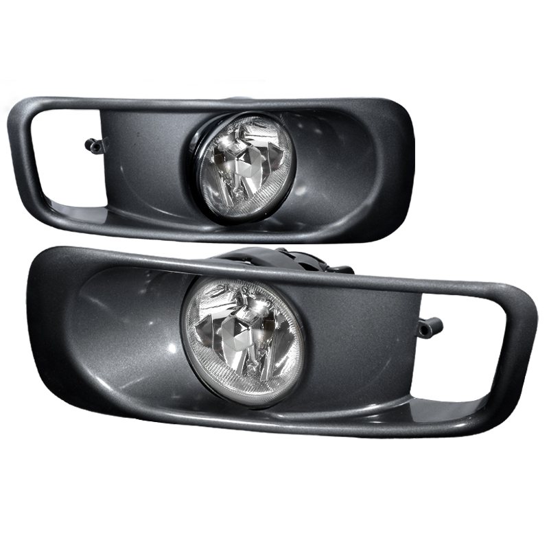 Honda Civic  1999-2000 Clear OEM Fog Lights