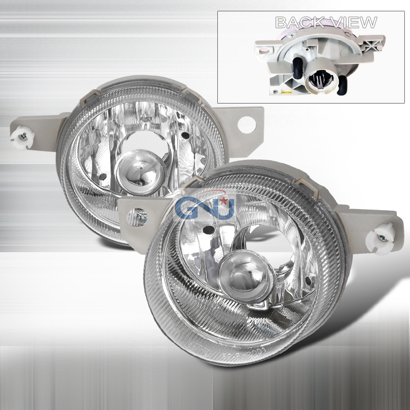 Honda Delsol  1993-1997 Clear OEM Fog Lights