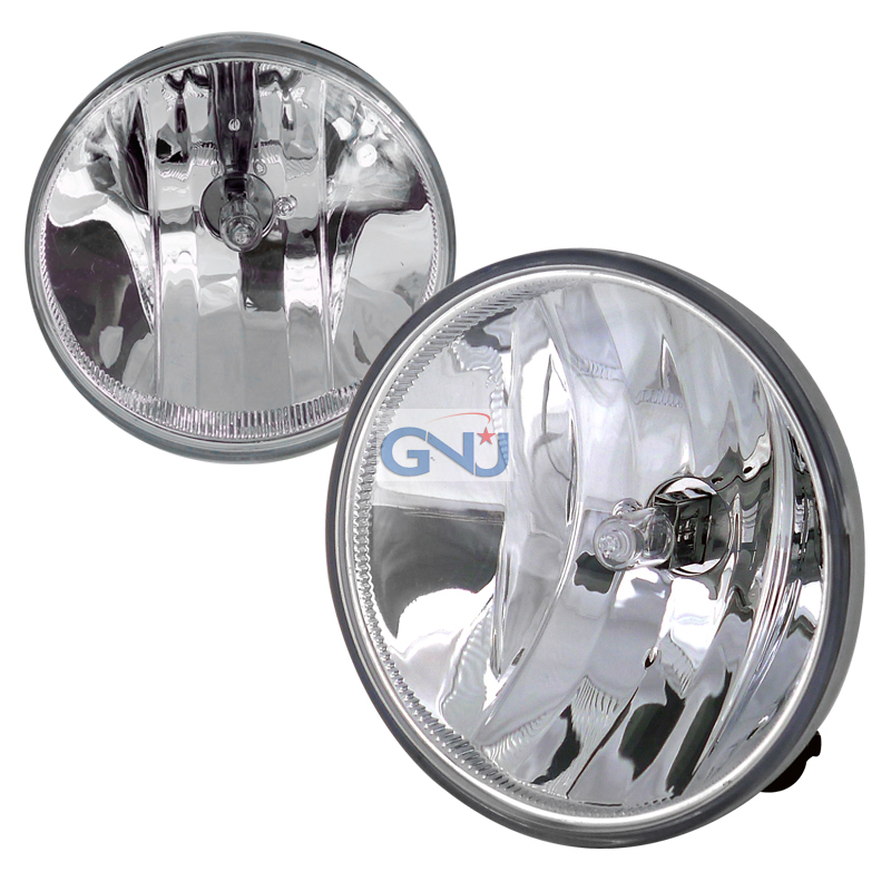 Chevrolet Suburban 2007-2010 Clear Fog Lights