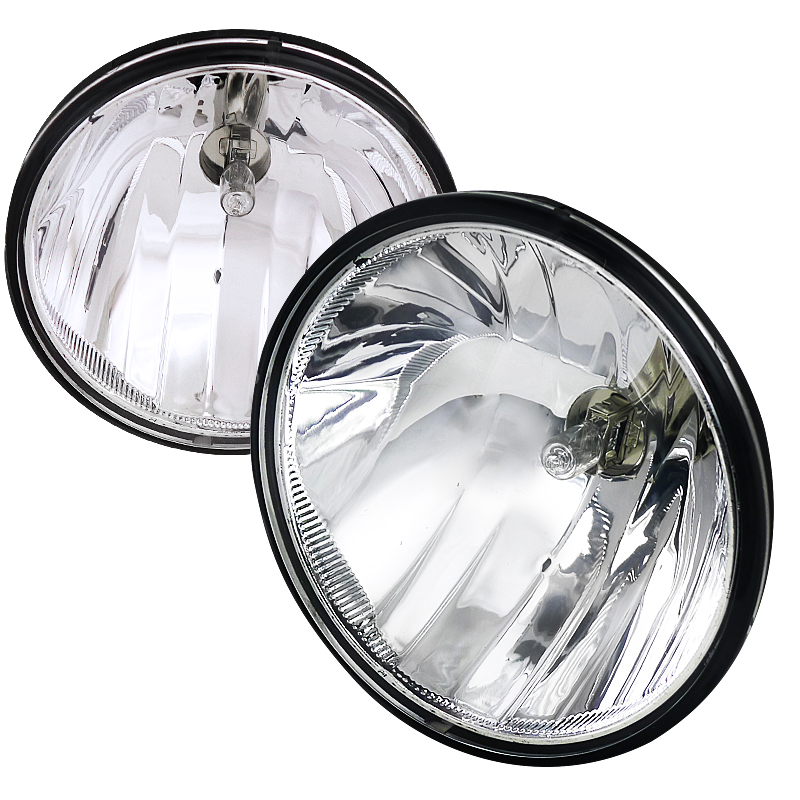 Gmc Denali  2007-2011 Clear OEM Fog Lights