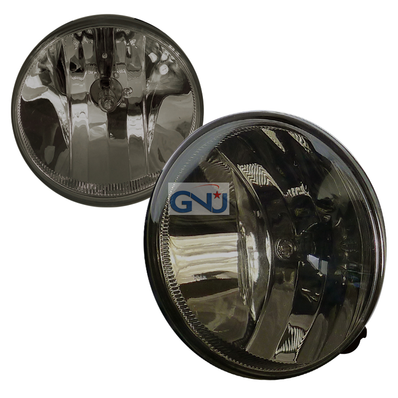 Gmc Yukon 2007-2010 Smoked Fog Lights