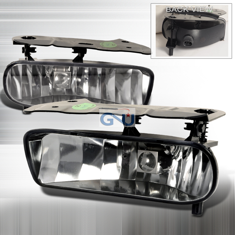 Cadillac Escalade  2002-2005 Clear OEM Fog Lights