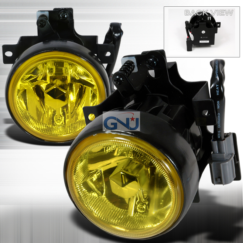 Honda Element  2003-2004 Yellow OEM Fog Lights