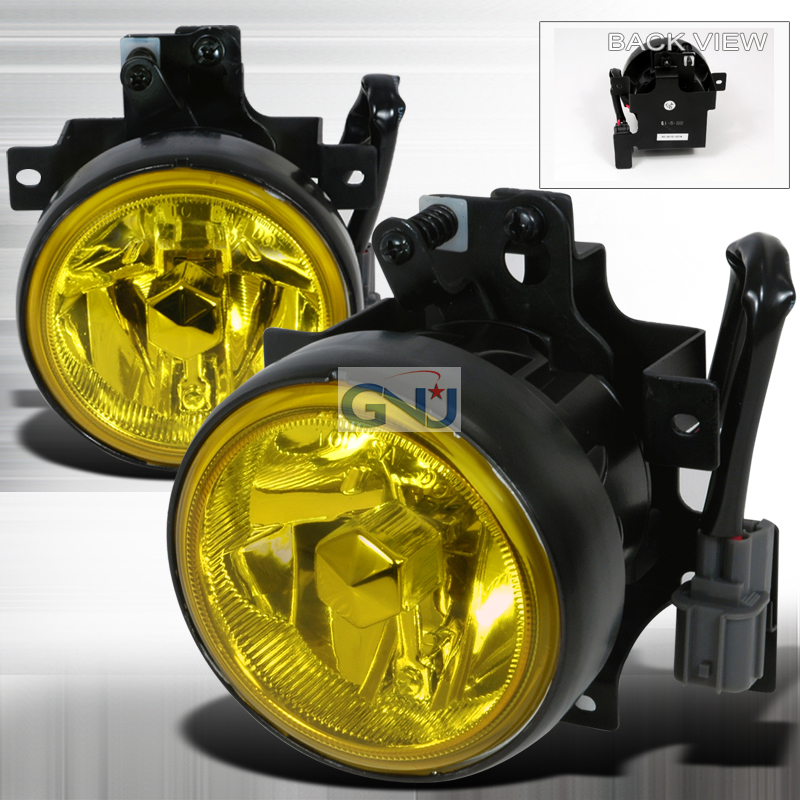 Honda Element  2005-2006 Yellow OEM Fog Lights