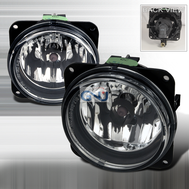 Ford Focus  2000-2004 Clear OEM Fog Lights
