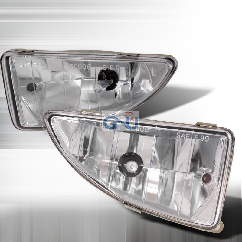 Ford Focus 2000-2004 Svt Fog Lights  Clear