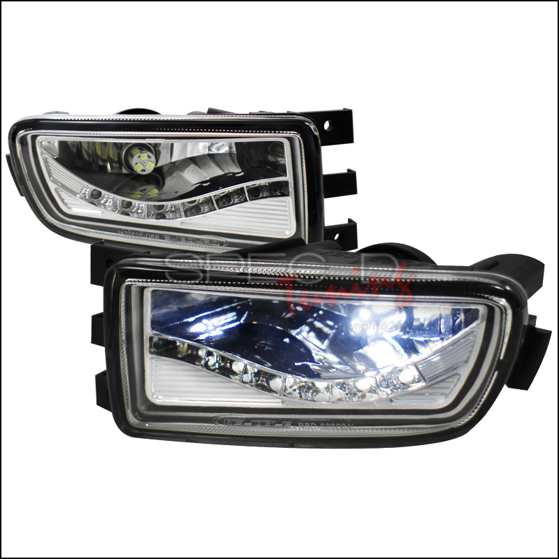 Lexus GS300  1998-2005 LED Clear OEM Fog Lights