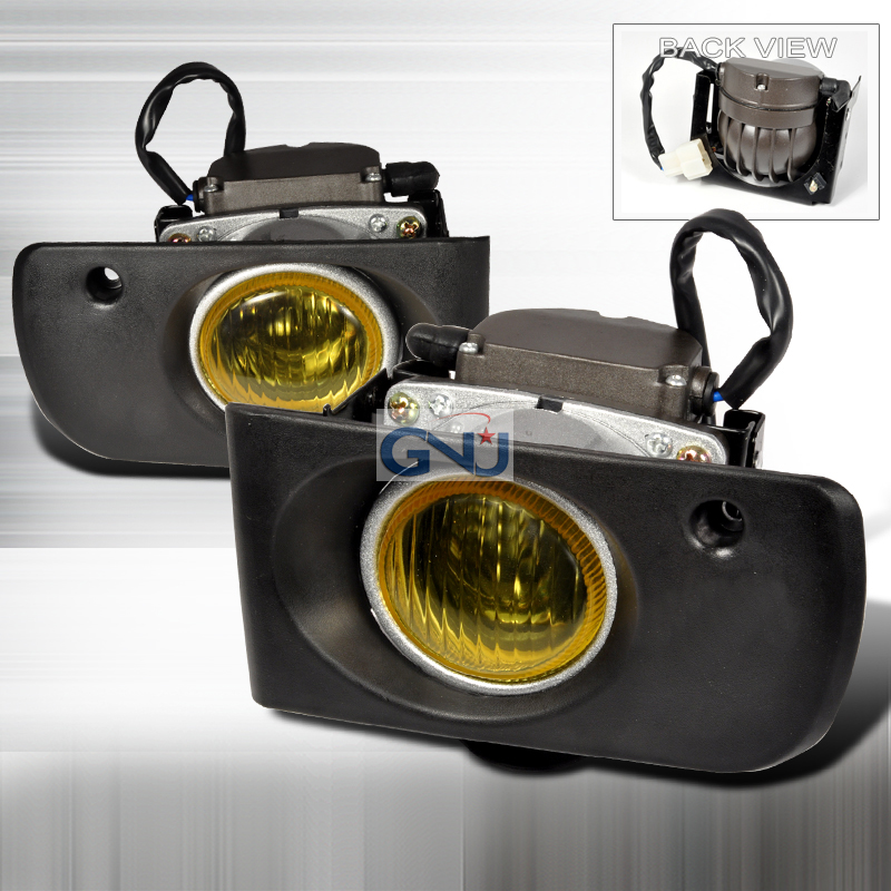 Acura Integra 2dr/4dr 1994-1997 Yellow OEM Fog Lights