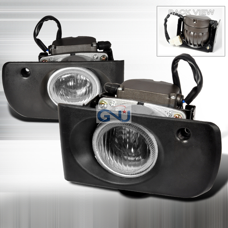 Acura Integra 2dr/4dr 1994-2001 Clear OEM Fog Lights