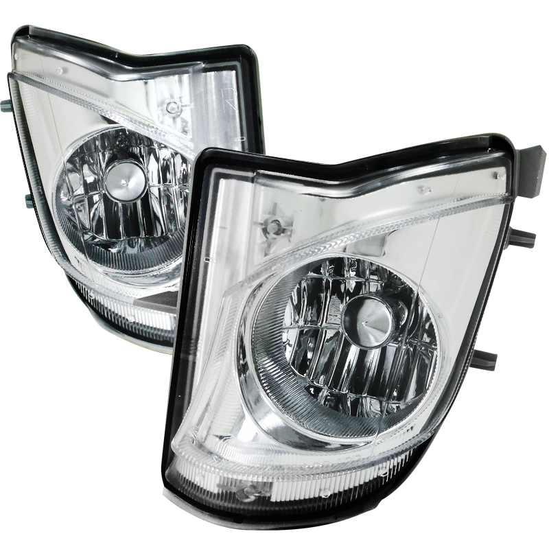 Lexus IS250  2006-2010 Clear OEM Fog Lights