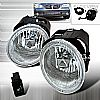 2000 Nissan Sentra   Clear OEM Fog Lights