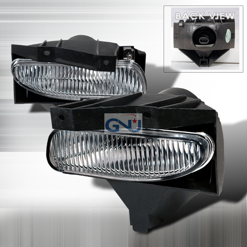 Ford Mustang 1999-2004 Fog Lights  Left Clear
