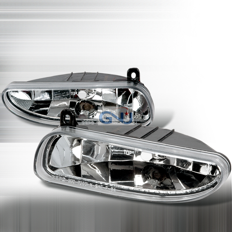 Ford Mustang 1996-1998 Fog Lights  Right Clear
