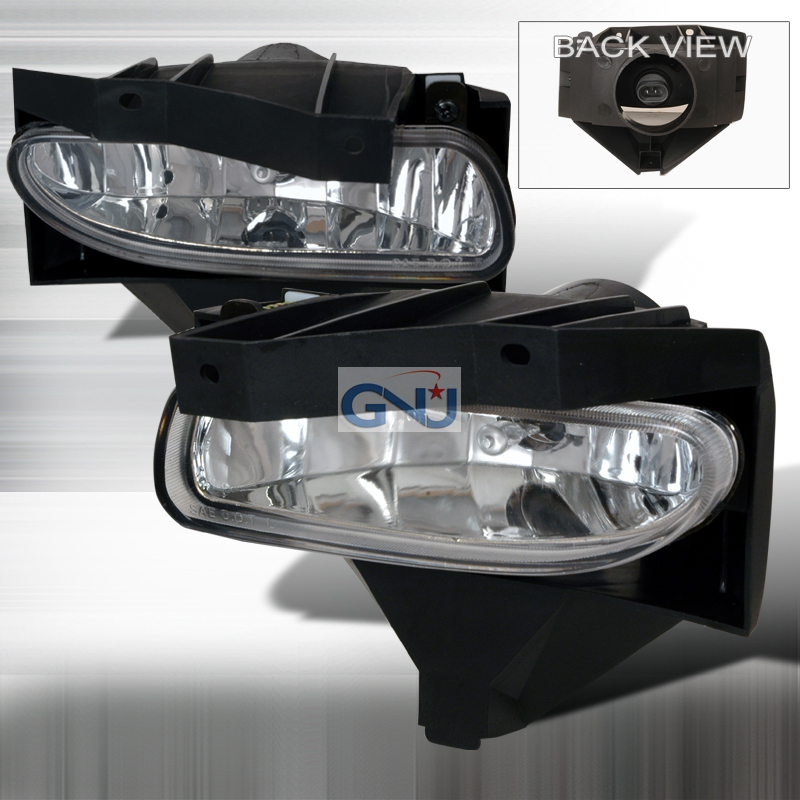 Ford Mustang  1999-2004 Clear OEM Fog Lights