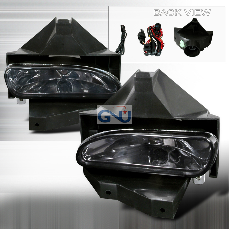 Ford Mustang 1999-2004 Fog Lights Smoke