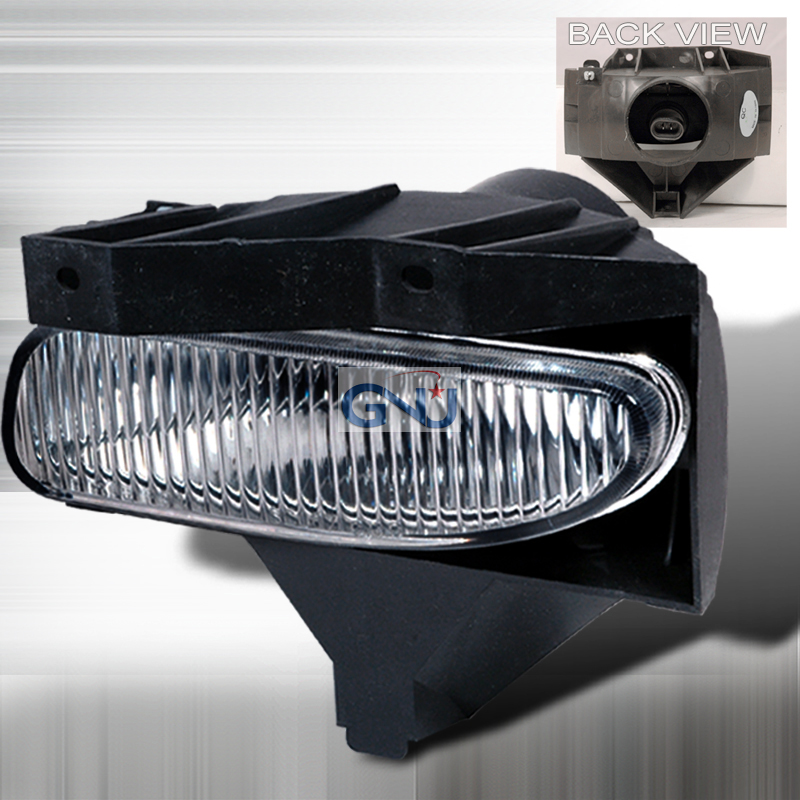Ford Mustang 1999-2004 Fog Lights  Clear