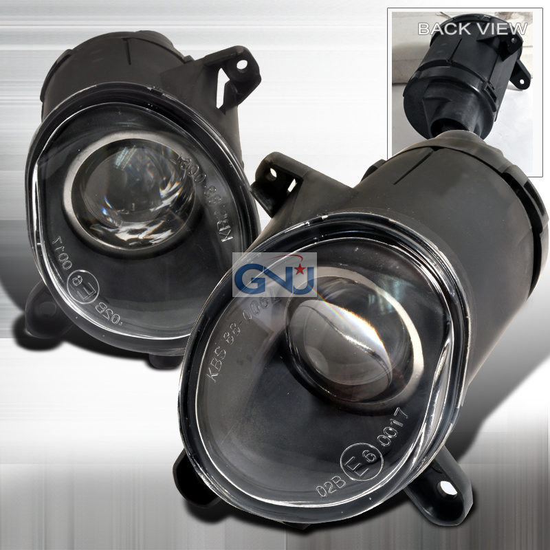 Volkswagen Passat  2001-2005 Clear OEM Fog Lights
