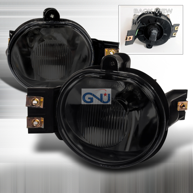Dodge Ram  2002-2008 Smoke OEM Fog Lights