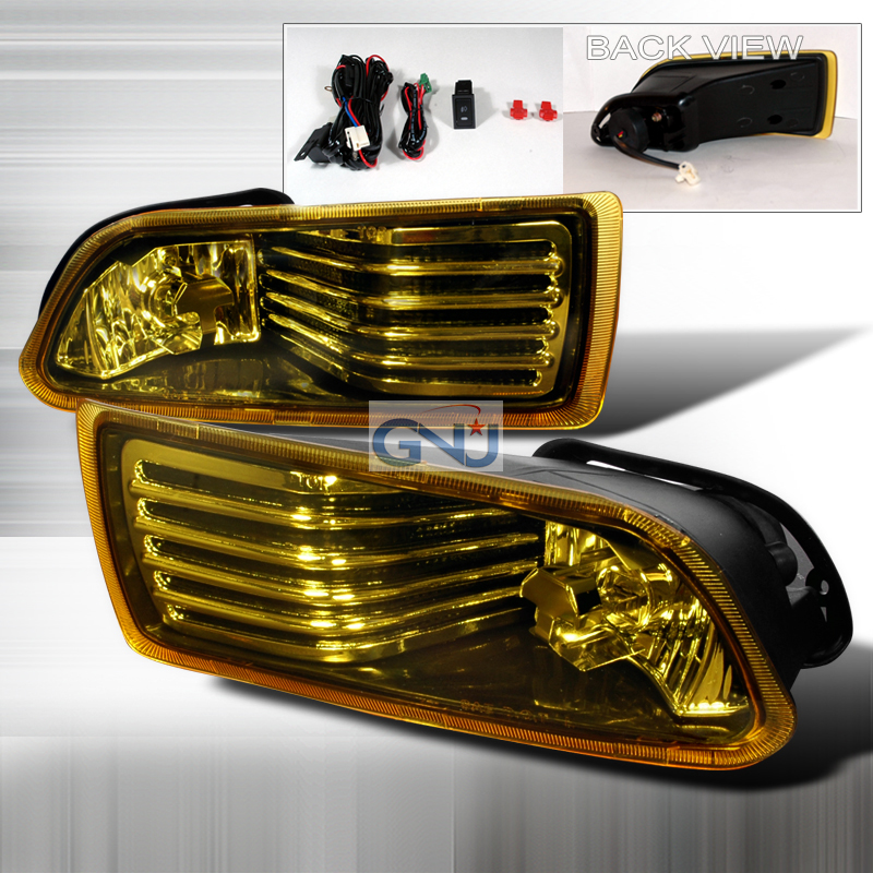 Scion TC  2005-2009 Yellow OEM Fog Lights