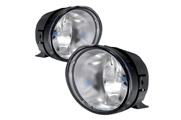 Nissan Titan  2004-2007 Clear OEM Fog Lights
