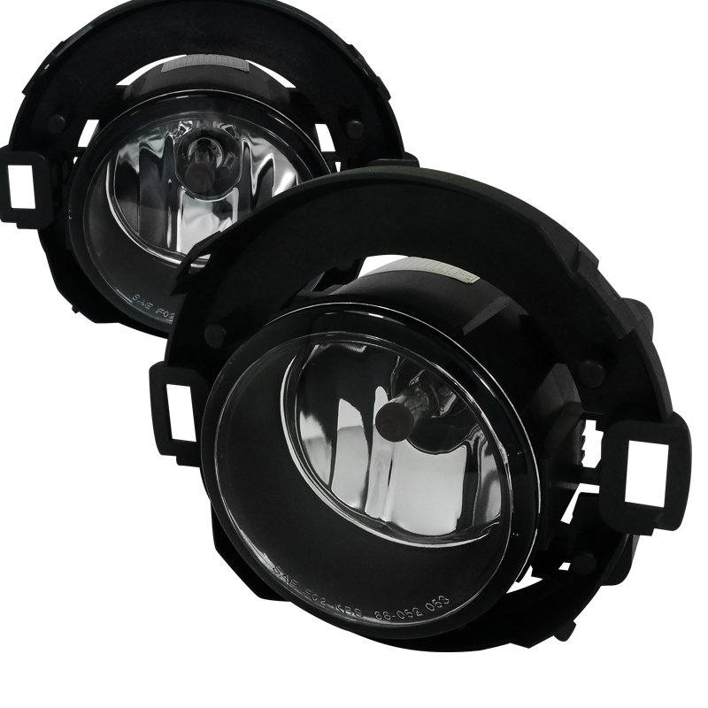 Nissan Xterra  2005-2006 Clear OEM Fog Lights