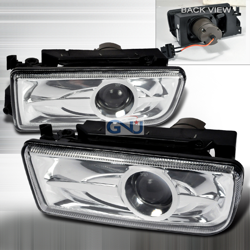 Bmw 3 Series E36 1992-1998 Clear Projector Fog Lights
